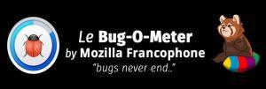 Le logo du Bug-O-Meter, designé par Mack.
